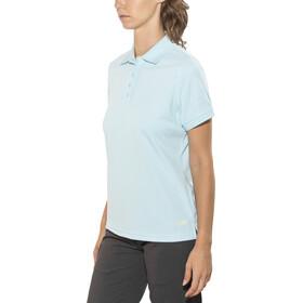 High Colorado Seattle Poloshirt Dames, light blue